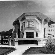 Rudolf Steiner's Second Goetheanum 0007
